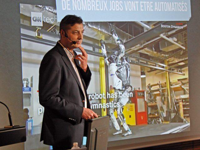 La CPME 25 créé l'évènement à Besançon