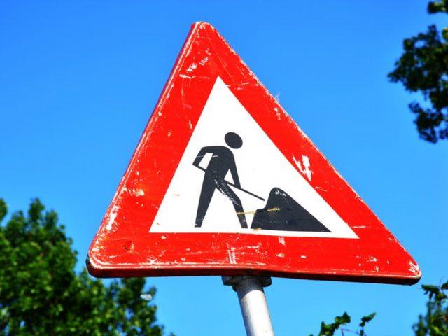 Les chantiers de la semaine : circulation perturbée au centre-ville