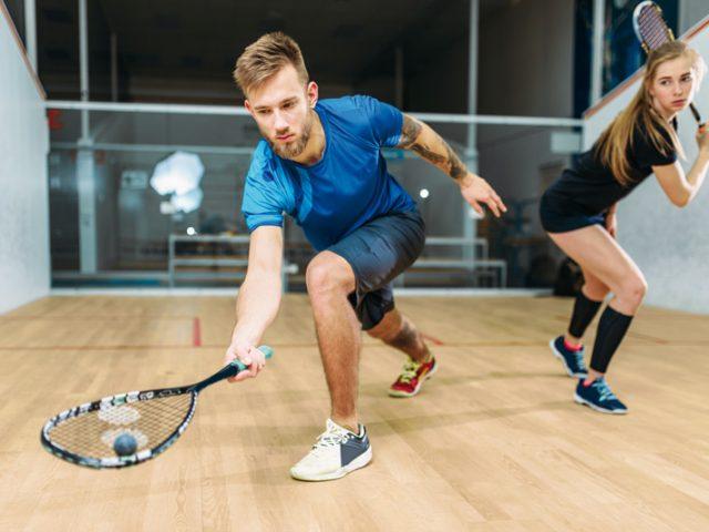 Nouveau : du squash au Play Arena de Besançon