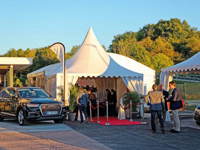 Retour en image sur l'inauguration de l'hôtel Akena