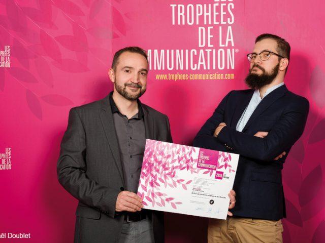 L'agence de communication Wazacom doublement récompensée