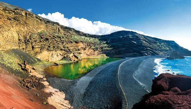 Lanzarote : l'île magique