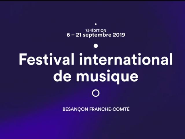 Le festival international de musique commence ce soir à Besançon