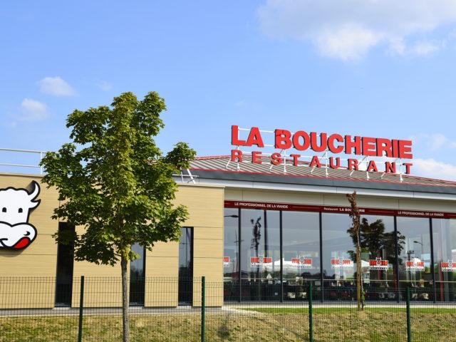 Ouverture d'un nouveau restaurant La Boucherie à Besançon