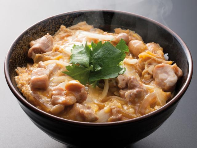 Recette : Oyakodon au poulet